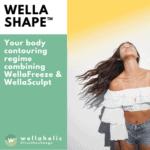 Service Label - WellaShape